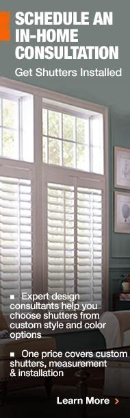 window shutters interior home depot faux wood shutters interior shutters blinds window
