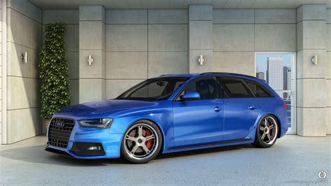 audi rs4 station wagon audi rs4 avant by dangeruss on deviantart