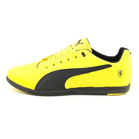 mens size 14 sneakers pedale sf mens size 14 yellow faux leather sneakers