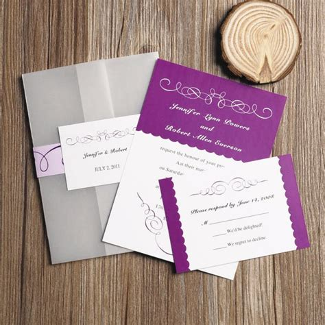 Gift Card Cheap - wedding invitations with rsvp cards cheap infoinvitation co