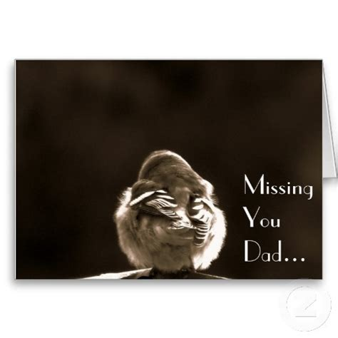 missing you on s day missing you s day card
