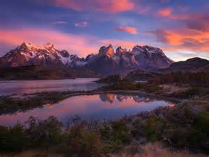 Wallpaper torres del paine national park chile photos and free