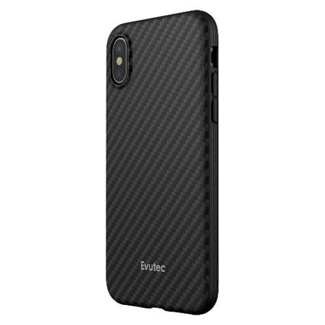 evutec apple iphone x xs karbon with car vent mount black target