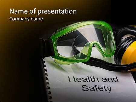health and safety powerpoint templates casseh info