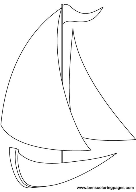 coloring pages yacht yacht coloring pages
