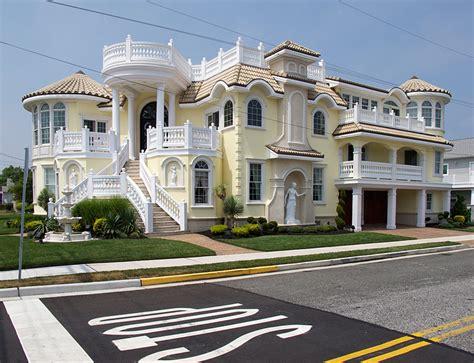 When Architecture Goes Bad Slightly Overdesigned House W Houses Wildwood Nj