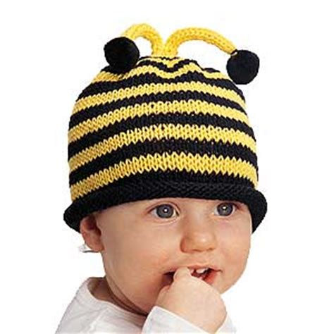 Bee Knit Hat lovely knits