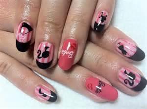 barbie nail design nailspedia