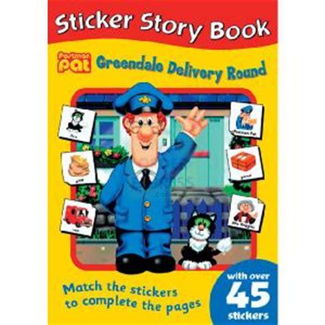 postman pat wall stickers postman pat jess