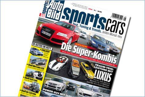 Auto Bild Sportscars 6 2017 by Leistung Leistung Leistung Autobild De