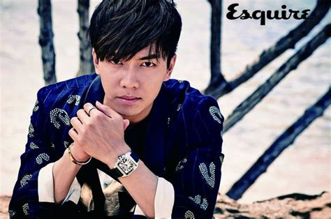 lee seung gi esquire lee seung gi transforms into an international lady killer