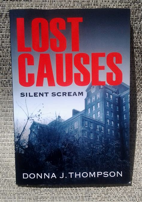 scream books lost causes silent scream book review emily reviews