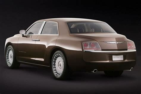 Chrysler Imperial Concept Car by 2006 Chrysler Imperial Rear Left Concept Car Picture