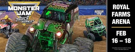 100 Ticketmaster Monster Truck Show Ticketmaster