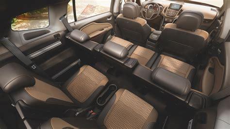 Opel Zafira Interior Dimensions Opel Zafira Tourer Highlights Erste Klasse Flexibilit 228 T