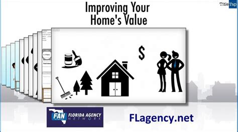 how can i improve my home s value florida agency network