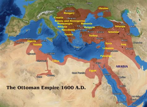 countries in ottoman empire ottoman empire this map shows the ottoman expansion one