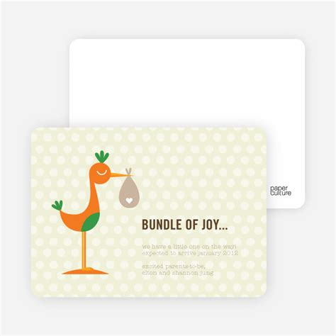 pregnancy announcement cards pregnancy announcements and we are expecting cards paper