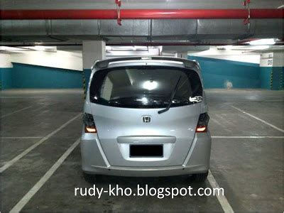Lu Rem Belakang Honda Freed Rudy Kho Naga 76 Auto Parts Acccesories Cara
