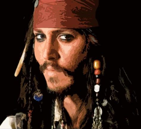 oh captain my captain johnny depp as jack sparrow johnny depp captain jack pirates of the caribbean dave