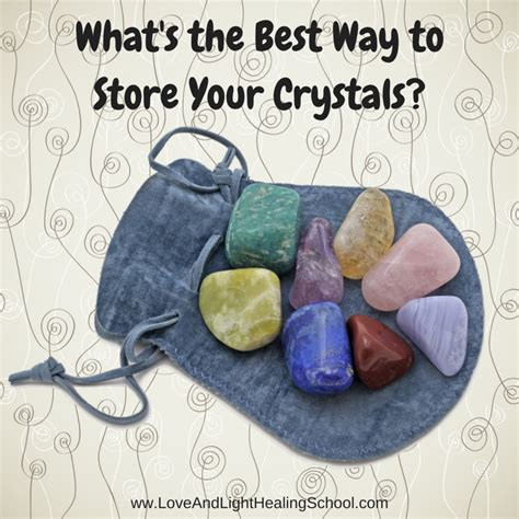 Whats The Best Way To Crystal Controversy What S The Best Way To Store Your