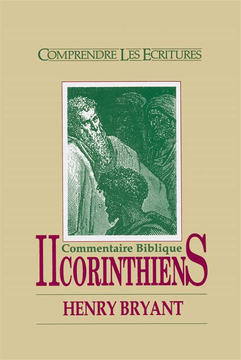 Commentaire Biblique Sur 2 Corinthiens Excelsis