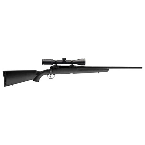 savage axis ii xp bolt action  winchester centerfire  barrel   capacity