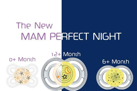 Mam Baby Pacifier 0m 1 mam soothers mam soothers glow in the