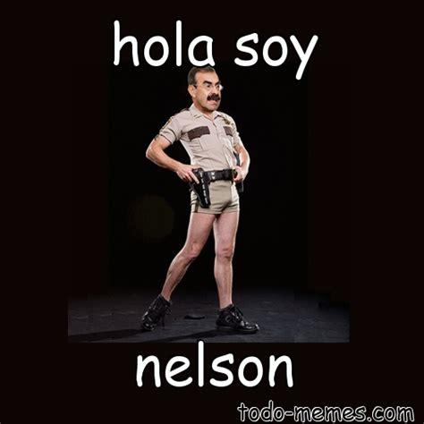Meme De Hola - arraymeme de hola soy nelson