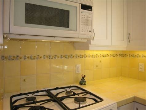 backsplash for yellow kitchen yellow tiles for kitchen winda 7 furniture