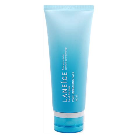 Laneige Pore Minimizing Pack laneige pore minimizing pack 100ml clinique su11556zz