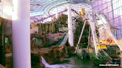 theme park las vegas hd tour of adventuredome theme park in hd circus circus