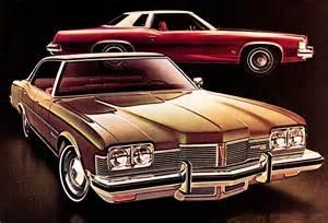 Canadian Pontiac Models Poncho Madness 10 Classic Pontiac Ads The Daily Drive