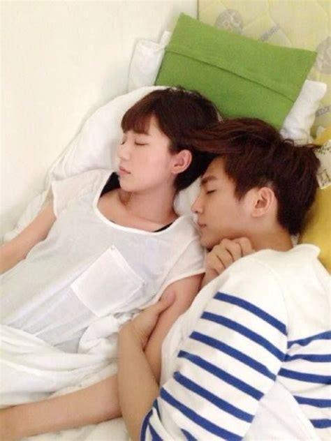 aaron yan and puff guo news 2015 just you liang liang qi yi just you taiwan drama