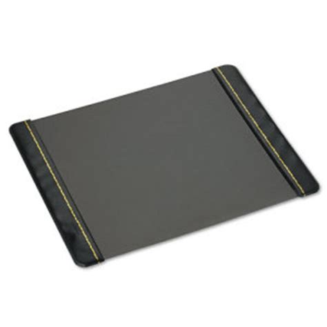 classic american desk pad with clear protector