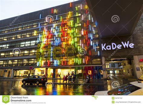 kadewe berlin shops shopping editorial photography image 36787152