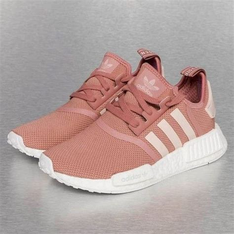 womens adidas sneakers adidas nmd r1 runner womens salmon s76006 liked on