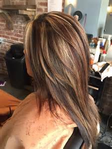hair color with highlights and lowlights for black 25 best ideas about brown blonde highlights on pinterest
