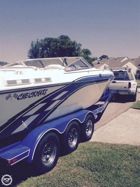 used boats for sale jacksonville nc 2001 checkmate 270 convincor mid cabin power boat for sale