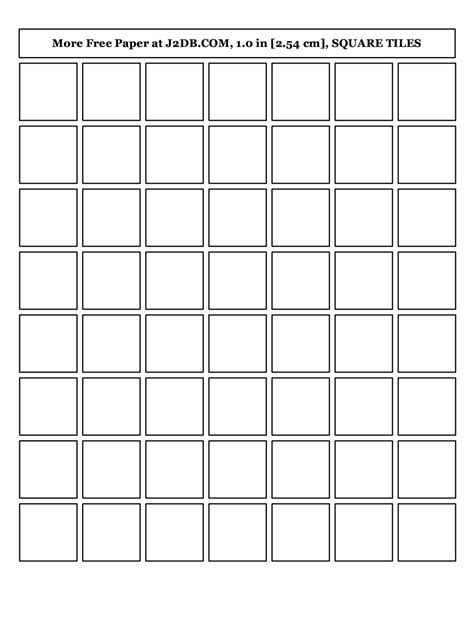 printable chinese writing paper fang ge zhi paper 方格纸 square tiles empty grid paper pdf