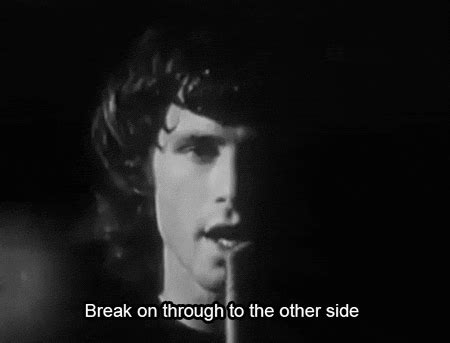 The Doors On Through Lyrics by The Doors On Through To The Other Side Lyrics