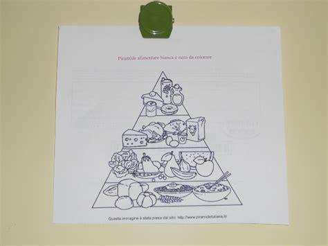 piramide alimentare da colorare piramide alimentare e nera da colorare family