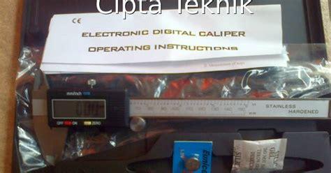 Alat Ukur Jangka Sorong Sigmat 150mm 6 Stainless Alat Bengkel jangka sorong cipta teknik