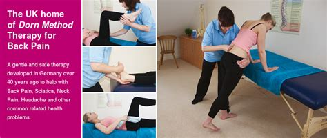 haus dorn dorn method back therapy sports and