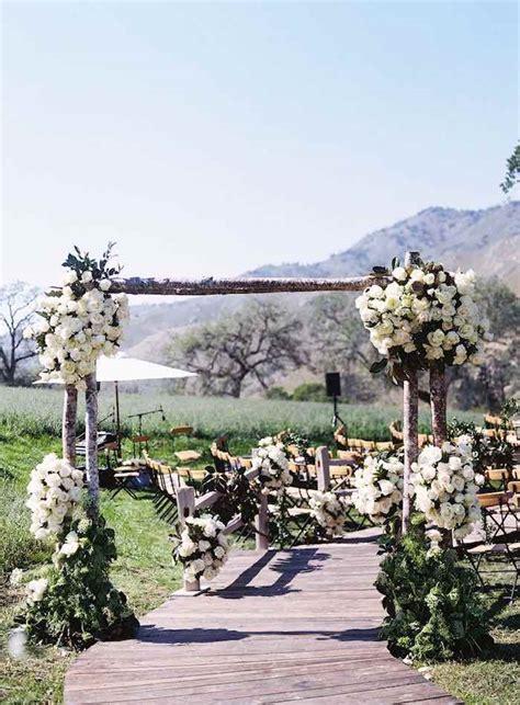 garden ceremony ideas garden wedding ceremony ideas decor advisor