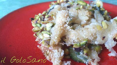 alimenti contengono glutine e lattosio fusilli zucchine e pistacchio al forno senza glutine e