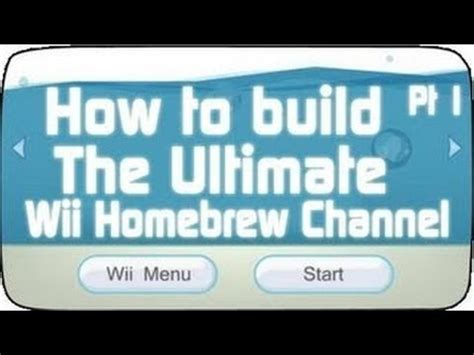 how to hack nintendo wii 43 homebrew channel letterbomb full download how to hack nintendo wii 4 3 homebrew