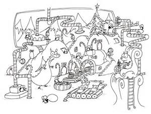 Coloring pages christmas presents gt gt disney coloring pages
