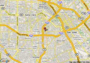 Map Of San Jose Area by Map Of San Jose Area Submited Images Pic2fly