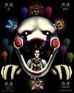 Film monster five nights at freddy s